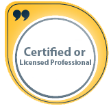 """Certified-or-Licensed-Professional"""""""""""